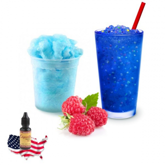 Blue Raspberry Cotton Candy...