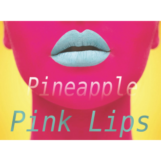 Pink Lips Flavour (Pineapple)