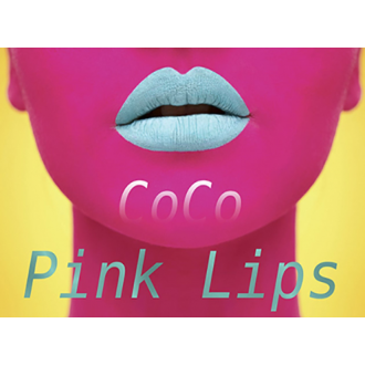Pink Lips Favour (Coconut)