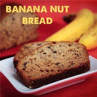 Pink Spot Flavours (Banana Nut Bread)