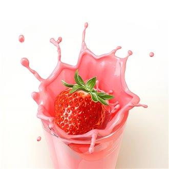 Vape Train Flavours (Strawberry Milk)