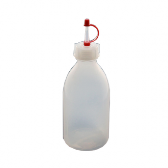 250ML LDPE Dripbottle w/ plug