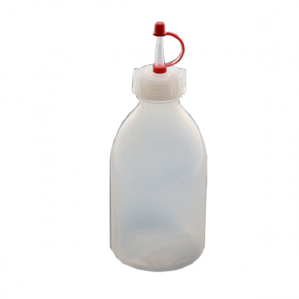 500ML LDPE Dripbottle w/ plug