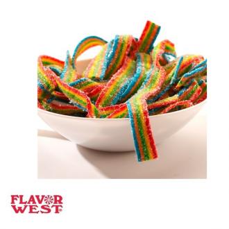 Rainbow Lined Gum (Flavor...