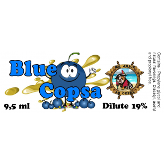 9.5ML COPSA Flavour (Blue...