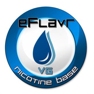 10ML eFlavr Nicotine Base (VG)