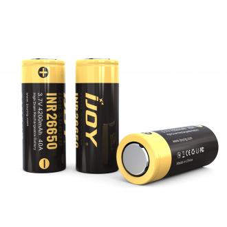 iJoy INR26650 Batteri...