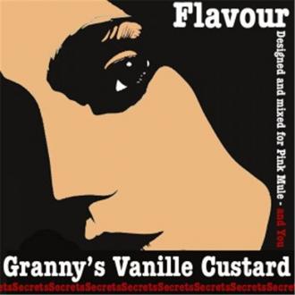 10ML Secrets Aroma (Granny's Vanille Custard)