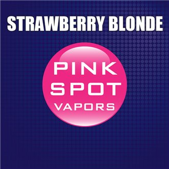 Pink Spot Flavours (Strawberry Blonde)