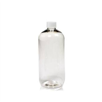500ML Clear PET Bottle - Plastic Cap