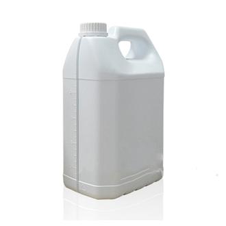 5L White HDPE Jerrycan
