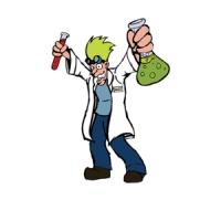 Mad Science Lab - DK